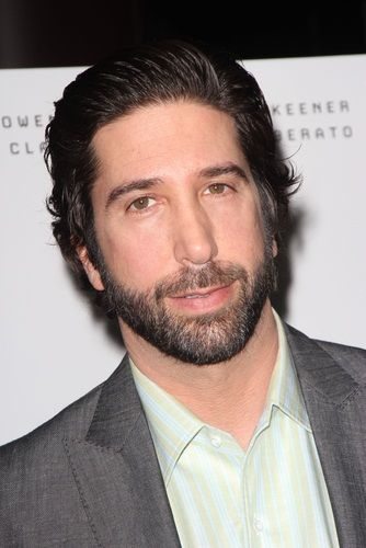 David Schwimmer Height Weight