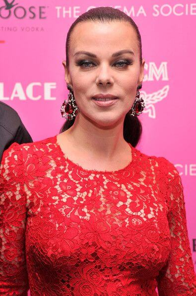 Debi Mazar Height Weight