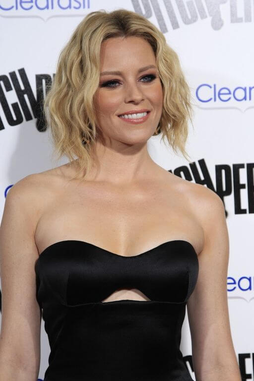 Elizabeth Banks Height Weight