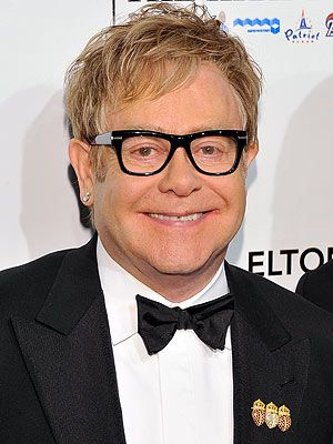 Elton John – Height Weight Body Fat