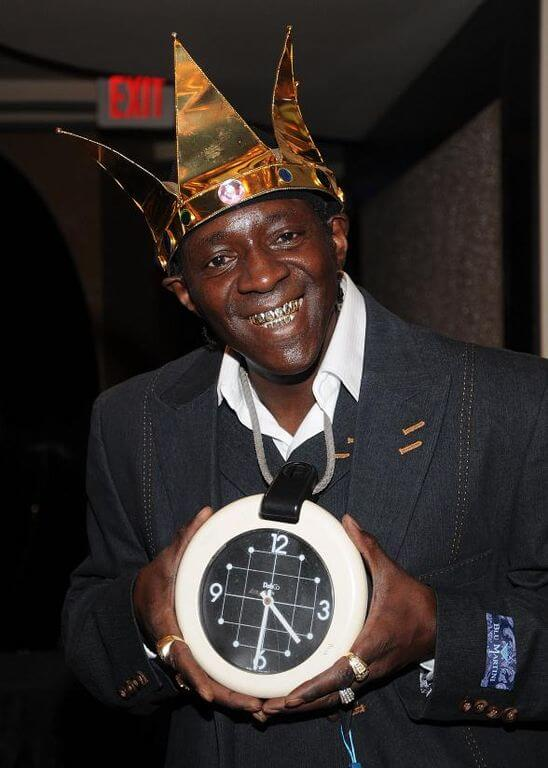 Flavor Flav – Height Weight Body Fat