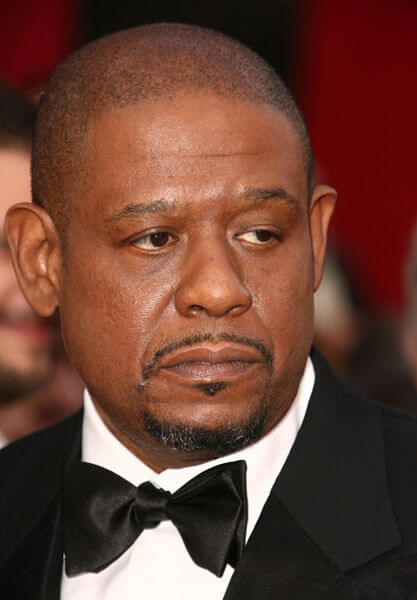 Forest Whitaker – Height Weight Body Fat