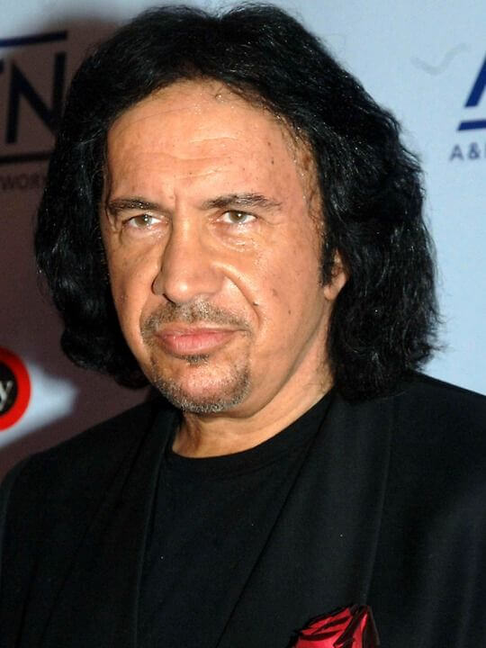 Gene Simmons Height Weight