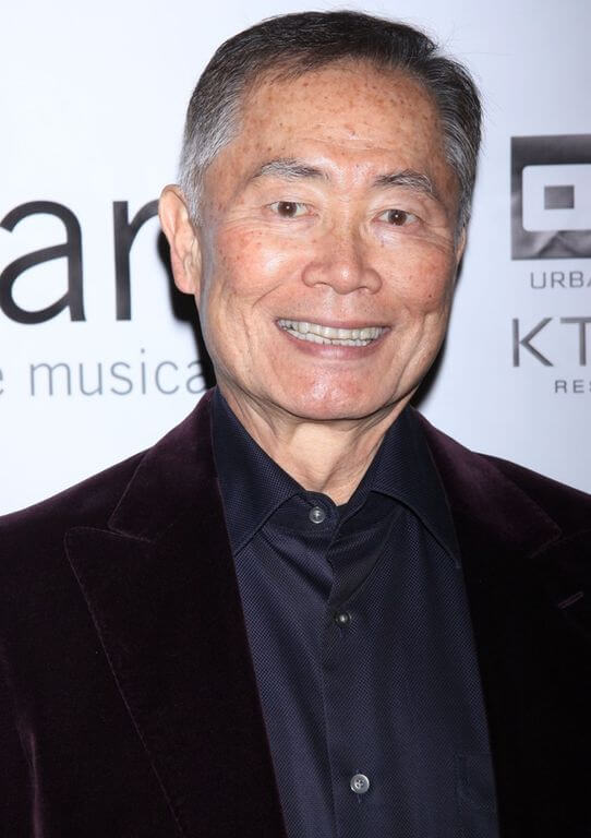 George Takei – Height Weight Body Fat,