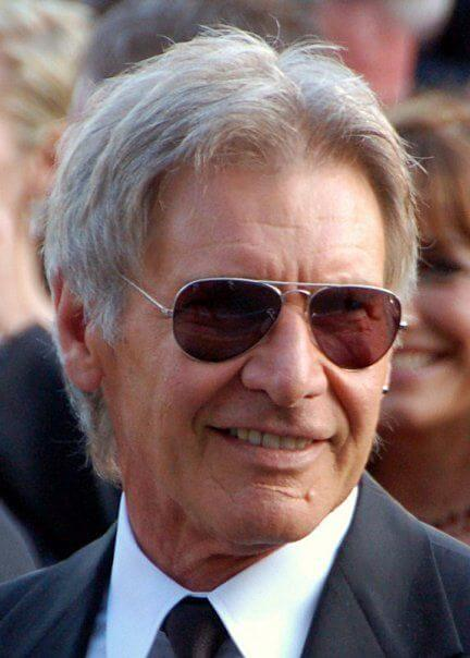 Harrison Ford – Height Weight Body Fat