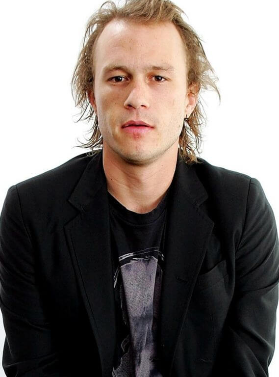 Heath Ledger Height Weight