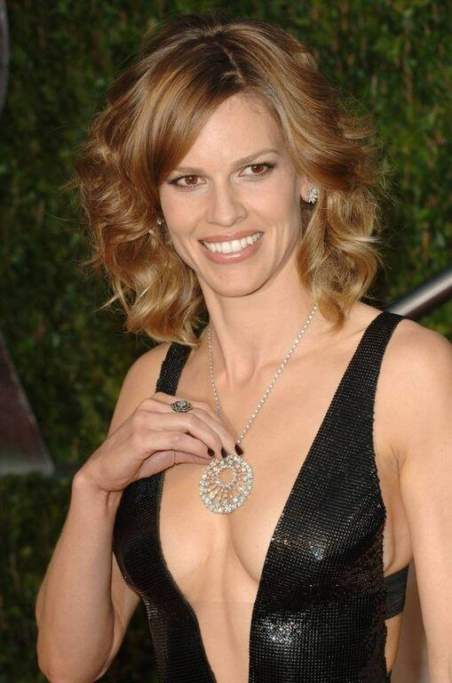 Hilary Swank – Height Weight Body Fat