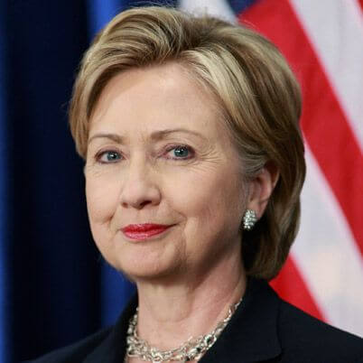 Hillary Clinton – Height Weight Body Fat