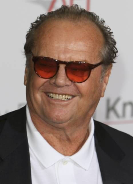 Jack Nicholson Height Weight