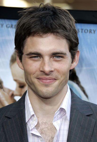 James Marsden Height Weight