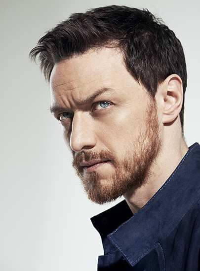James McAvoy Height Weight