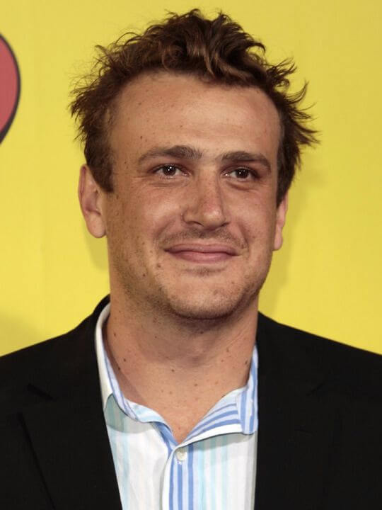 Jason Segel - Height Weight Body Fat