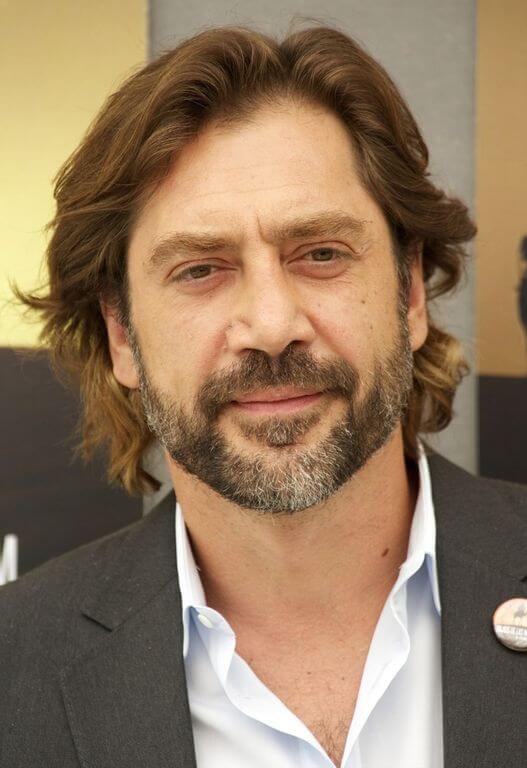 Javier Bardem Height Weight