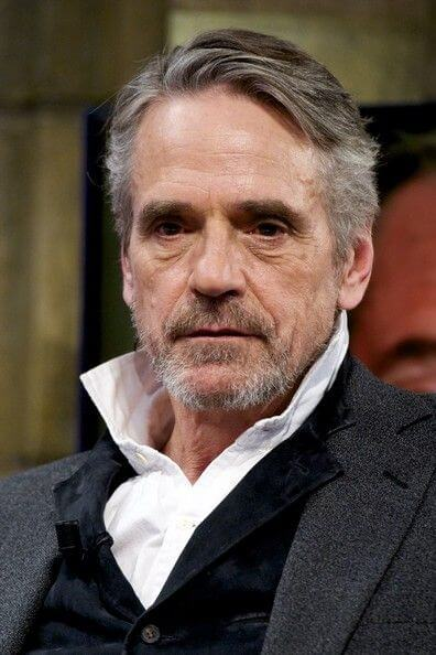 Jeremy Irons - Height Weight Body Fat
