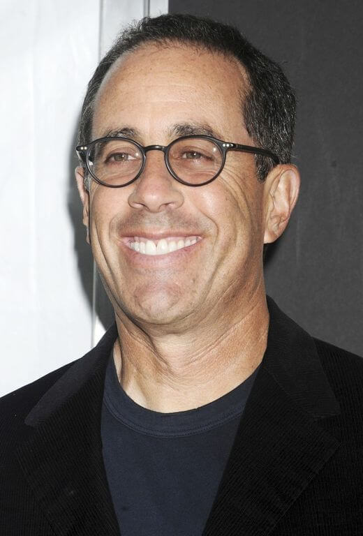 Jerry Seinfeld height weight