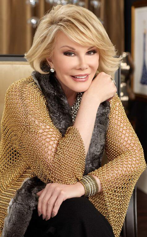 Joan Rivers Height Weight