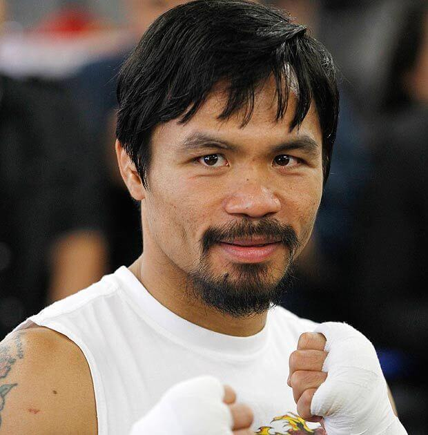Manny Pacquiao – Height Weight Body Fat