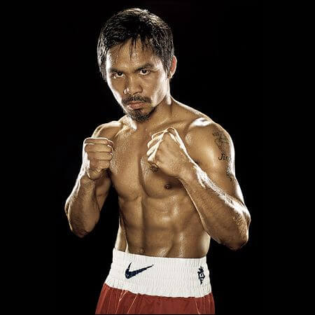 Manny Pacquiao Height and Weight | Celebrity Weight | Page 3