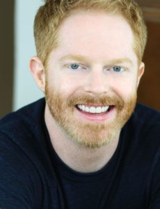 Jesse Tyler Ferguson smiling and looking great
