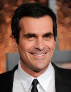 TY Burrell with a great smile